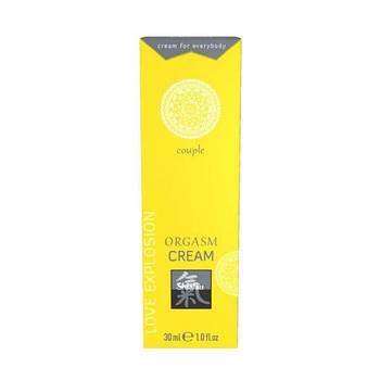 Збудливий Крем для двох SHIATSU Orgasm Cream,30 мл