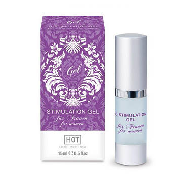 Стимулюючий гель для жінок O-Stimulation Gel, 15 мл