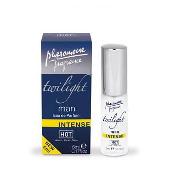 Духи для мужчин с феромонами «Twilight Intense», 5 мл