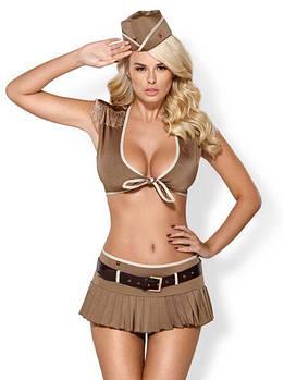 Костюм-униформа 814-CST-4 Obsessive S/M