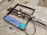 Лазерний СО2 верстат, гравер, різак. Поле 40*40 см, 40 Вт. Україна, фото 10