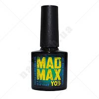 YO!Nails Mad Max Топ суперстойкий с UV-фильтром, 8 мл