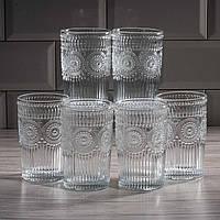 Набір склянок Вінтаж 350 мл, 6 шт.