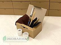 Ремкомплект ЕкоВанна Класік для ремонту сколів і тріщин на ванні, душовій кабіні, піддоні, фото 2