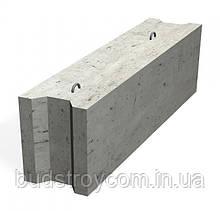 ФБС 24.5.6Т B12.5 (2380х500х580 мм) фундаментный блок