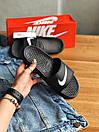 """Женские тапочки Nike Tanjun Sandal Flip-Flops """"Black"""", фото 4"""