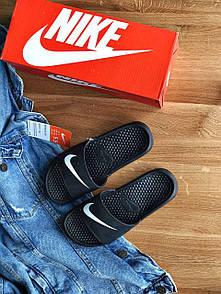 """Жіночі тапочки Nike Tanjun Sandal Flip-Flops """"Black"""""""