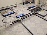 Новий лазерний верстат СО2 потужністю 80 Вт з робочим полем 1550мм х 800мм., фото 5