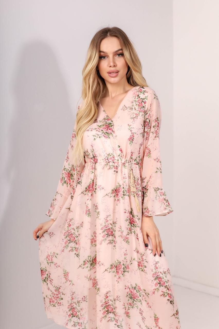 Летние  платье размер 42-46
