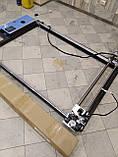 Новий лазерний верстат СО2 потужністю 80 Вт з робочим полем 1550мм х 800мм., фото 3