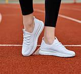 Кросівки жіночі літні білого кольору (Нс-588б), фото 2