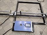 СО2 станок 100 Вт 1200*650 мм. Лазерный резак, гравер с ЧПУ. CO2 100W, фото 5