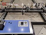 Лазерный СО2 станок, резак, гравер 80 Вт. Поле 125*75 см. Laser 80W, фото 8