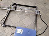 Лазерный СО2 станок, резак, гравер 80 Вт. Поле 125*75 см. Laser 80W, фото 6