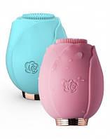 Електрична щітка для очищення і антивікового масажу особи AMG 110, Gezatone Праймед