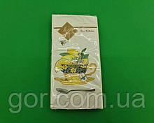 Гарна серветка (ЗЗхЗЗ, 10шт) Luxy MINI Чашка лимонів (2029) (1 пач.)