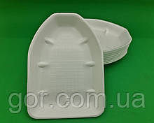 Підкладка з спіненого полістиролу (під тушку курки) Т-5-25 (200 шт)