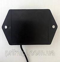 Цифровий тахометр лічильник мотогодин для бензопили, човнової мотора, мопеда 2-4 такти, фото 3