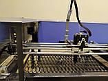 Гравер, СО2 станок с ЧПУ 50 Вт в корпусе. CO2 Laser 50W. Поле 62*64 см, фото 2