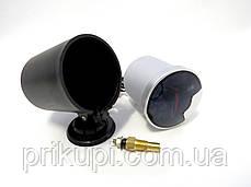 Электронный указатель температуры масла на ножке LED 602703 D60ММ, фото 3