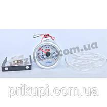Датчик тиску турбіни LED 7707-3 LED boost, d52мм (буст датчик), фото 2