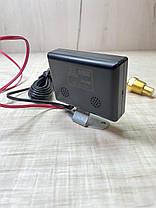 Цифровий датчик температури двигуна 12В - 24 вольта (Ø - 16мм), фото 3