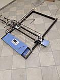 Лазерний верстат з ЧПУ, різак, гравер 100 Вт, поле 1550*800мм. СО2 100W, фото 3