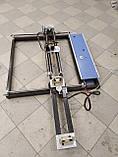 Лазерний верстат з ЧПУ, різак, гравер 100 Вт, поле 1550*800мм. СО2 100W, фото 5