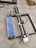 Лазерный станок с ЧПУ, резак, гравер 100 Вт, поле 1550*800мм. СО2 100W, фото 2