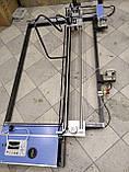Лазерний верстат з ЧПУ, різак, гравер 100 Вт, поле 1550*800мм. СО2 100W, фото 8