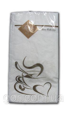 Красивая салфетка (ЗЗхЗЗ, 10шт) Luxy MINI Доброе утро 2007 (1 пач)