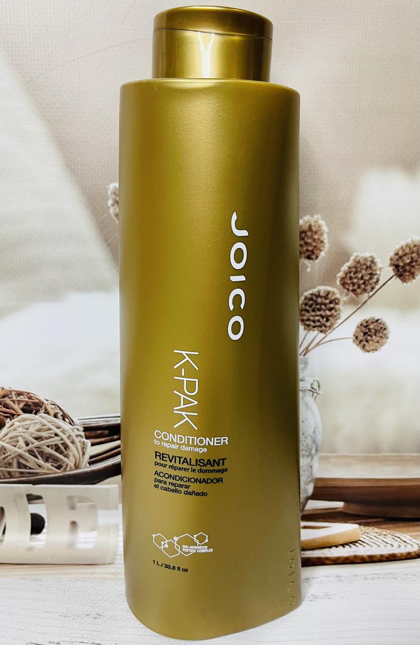 Кондиционер восстанавливающий для поврежденных волос Joico K-Pak Conditioner To Repair Damage