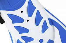 Спортивные короткие ласты для плавания RIAS AquaSpeed М Blue (np2_00153), фото 3
