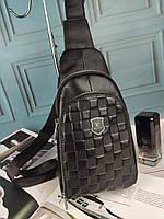 Слинг мужская сумка Louis Vuitton Луи Витон