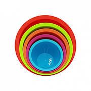 Набор мисок PROFF круглые 5 шт Разноцветный
