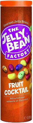Желейные конфеты The Jelly Bean factory Fruit Coctail , 100 гр, фото 2