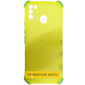 TPU чехол Ease Glossy Buttons Full Camera для TECNO POP 4