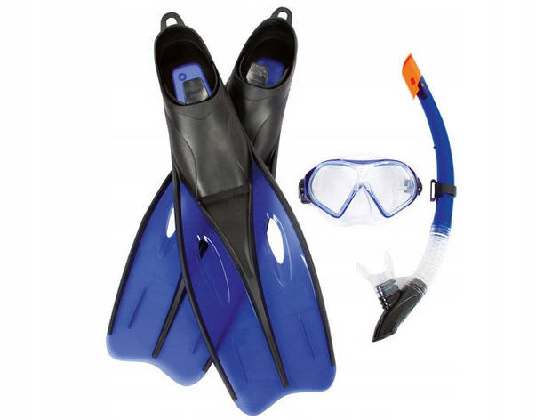 Набір для плавання Bestway 25021 (Синій), фото 2