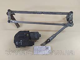 1K1955023 C   1K1955119 C   Трапеция механизм моторчик стеклоочистителя Golf V Фольксваген Гольф 5