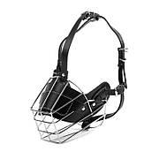 Намордник для собак метал Pet ЕРТ-222 размер XL Black (5325-16974)