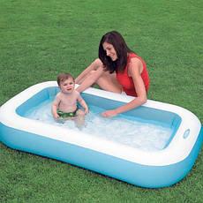Детский бассейн Ванночка Голубой (57403), фото 3