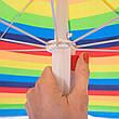 Пляжний парасольку з регульованою висотою та нахилом Springos 180 см BU0009, фото 6
