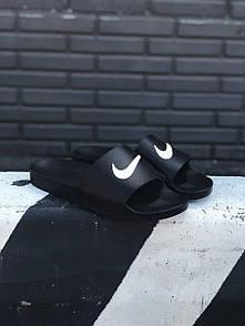 Жіночі тапочки Nike Benassi Black