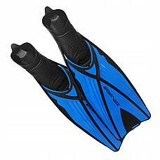 Ласти SportVida SV-DN0005-Size XL 44-45 Black/Blue, фото 2
