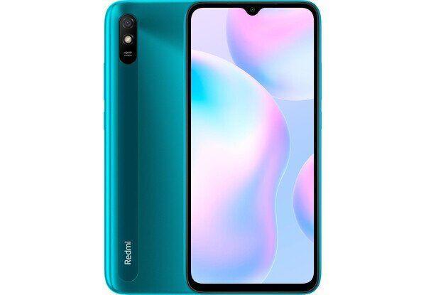 Смартфон Xiaomi Redmi 9AT 2/32GB Blue Green (Global Version) MediaTek Helio G25 5000 мАч