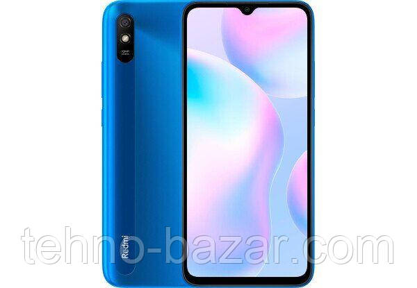 Смартфон Xiaomi Redmi 9AT 2/32GB Sky Blue (Global Version) MediaTek Helio G25 5000 мАч