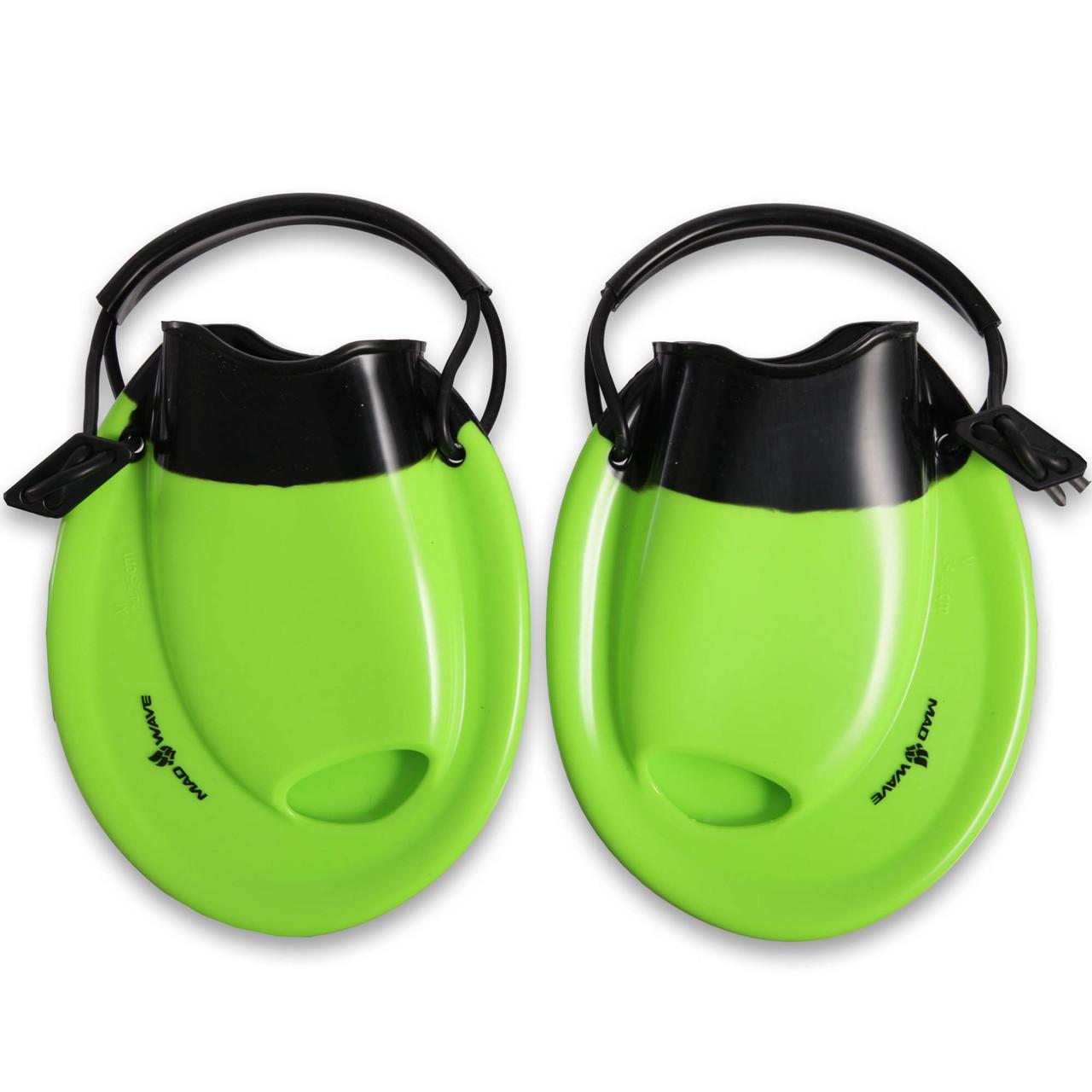 Ласти для брасса planeta-sport MadWave Positive Drive M074101 40-41 Зелений