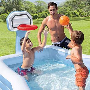 Детский надувной бассейн Intex 57183 Голубой, фото 2