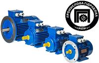 Электродвигатель АИР56В4ІМ2081 0,18 кВт 1500об/мин лапы/фланец (электрический двигатель АИР) 380В