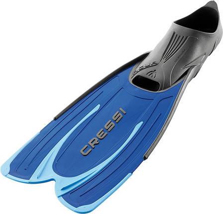 Ласты Cressi Sub Agua 43-44 Синий (СА206243), фото 2